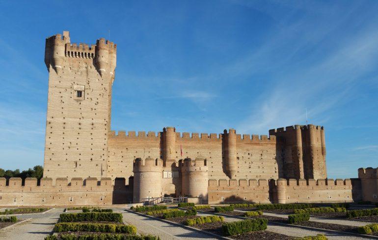 Castillo de Medina del Campo (España)