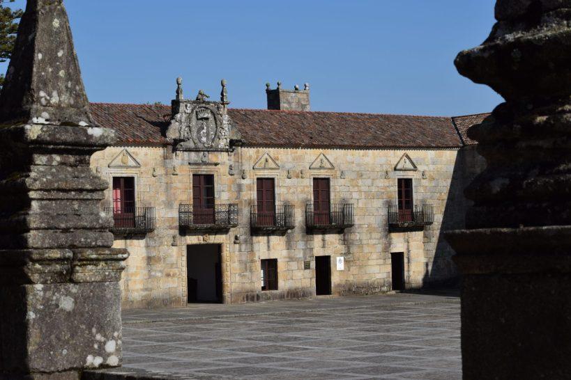 Pazo de Fefiñans, Cambados, Galicia (España)