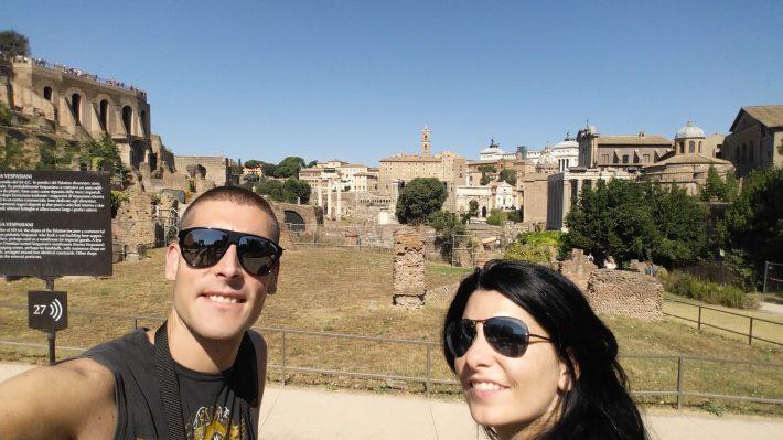 El Foro, Roma (Italia)