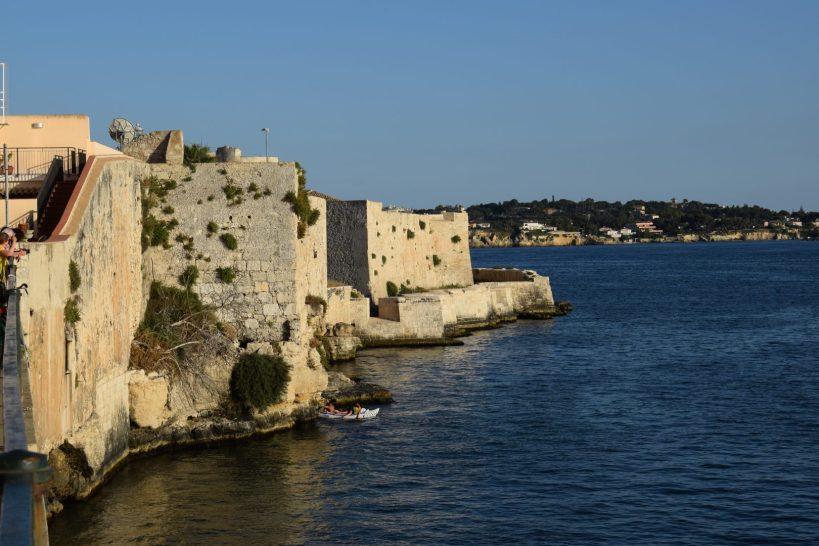 Castillo de Maniace, Siracusa, Sicilia (Italia)