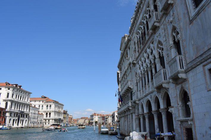 Ca' D'Oro, Gran Canal, Venecia (Italia)