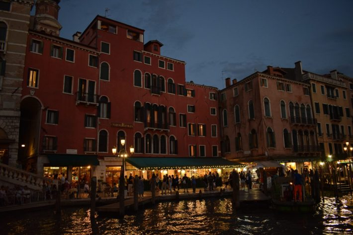 Rialto, Gran Canal, Venecia (Italia)