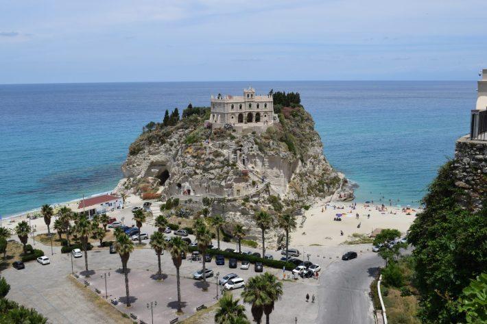 St. Maria Délle Isola, Tropea, Calabria (Italia)