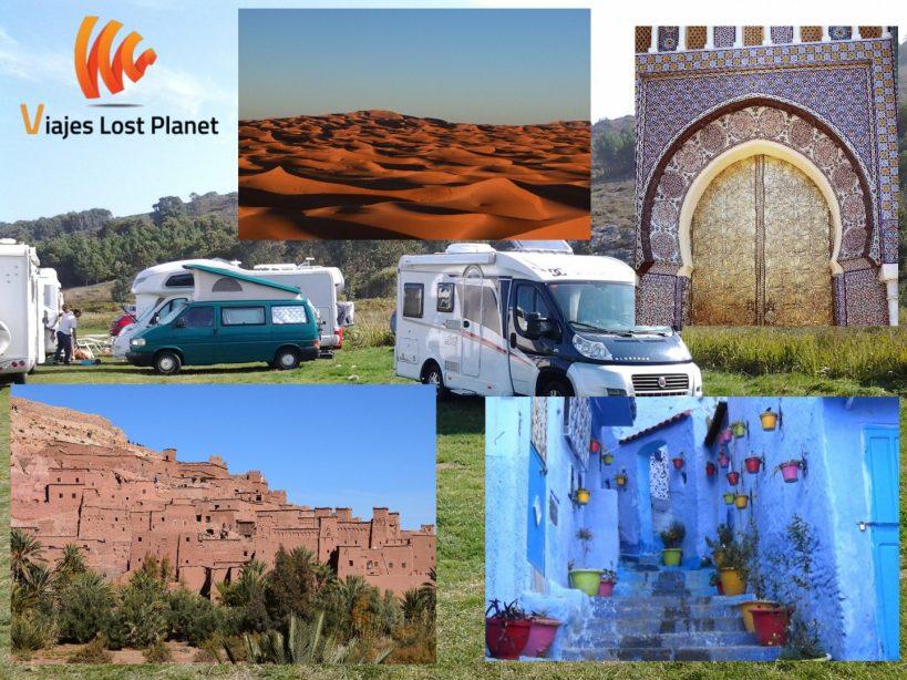 Ruta Autocaravana Marruecos