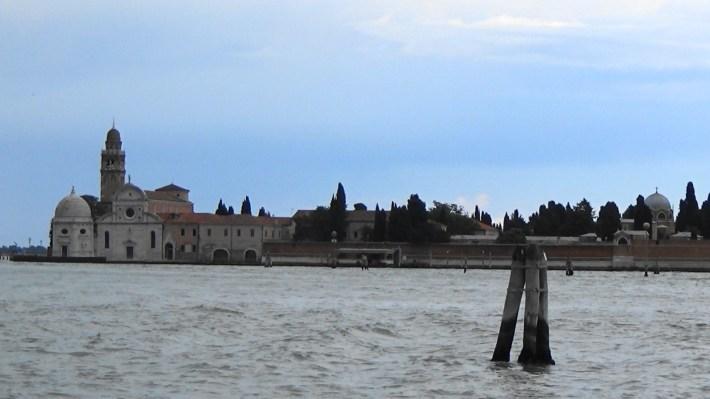 Isola de San Michelle, Venecia (Italia)