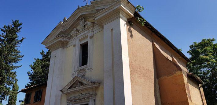 Quo Vadis, Via Appia Antica, Roma (Italia)