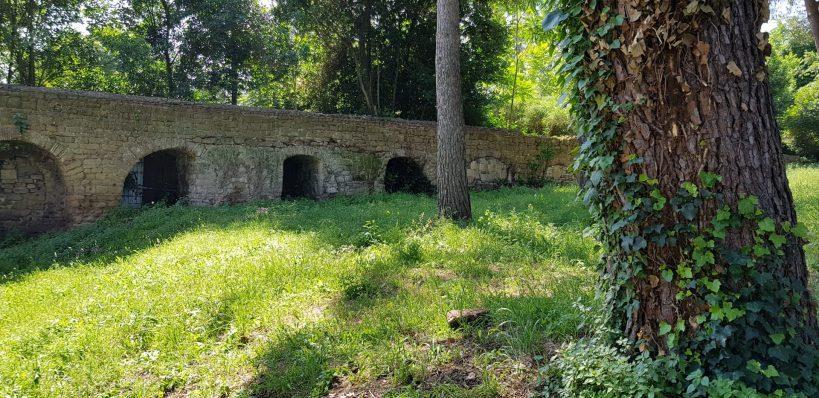 Acueducto, Via Appia Antica, Roma (Italia)
