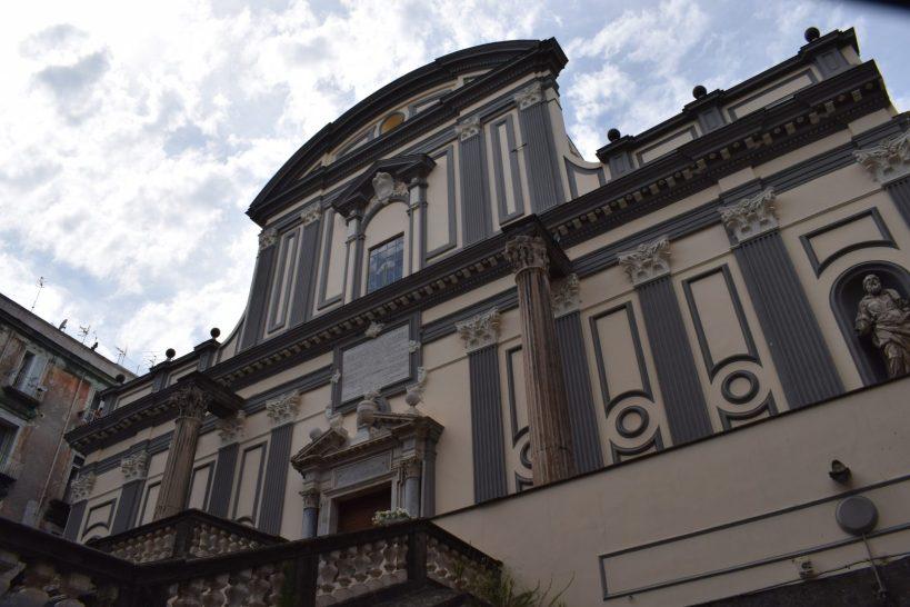 Basilica di San Paolo Maggiore, Nápoles (Italia)