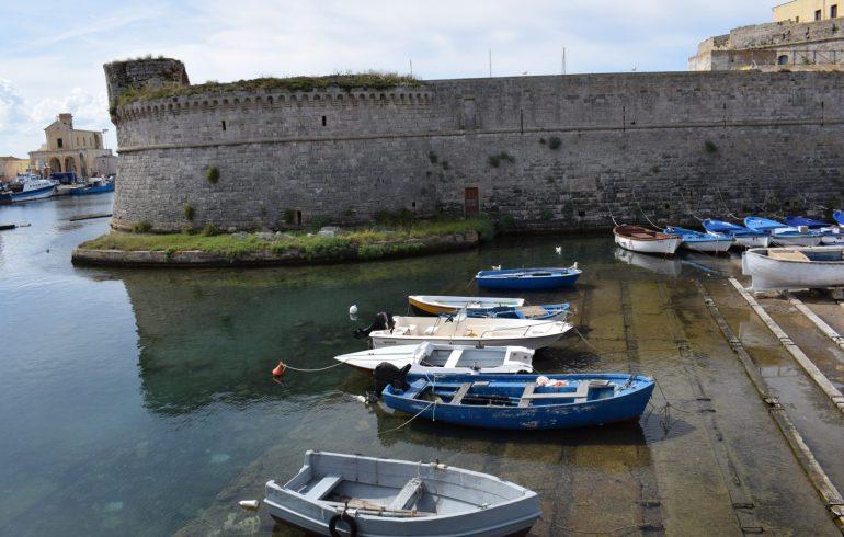 Gallipoli, Puglia (Italia)