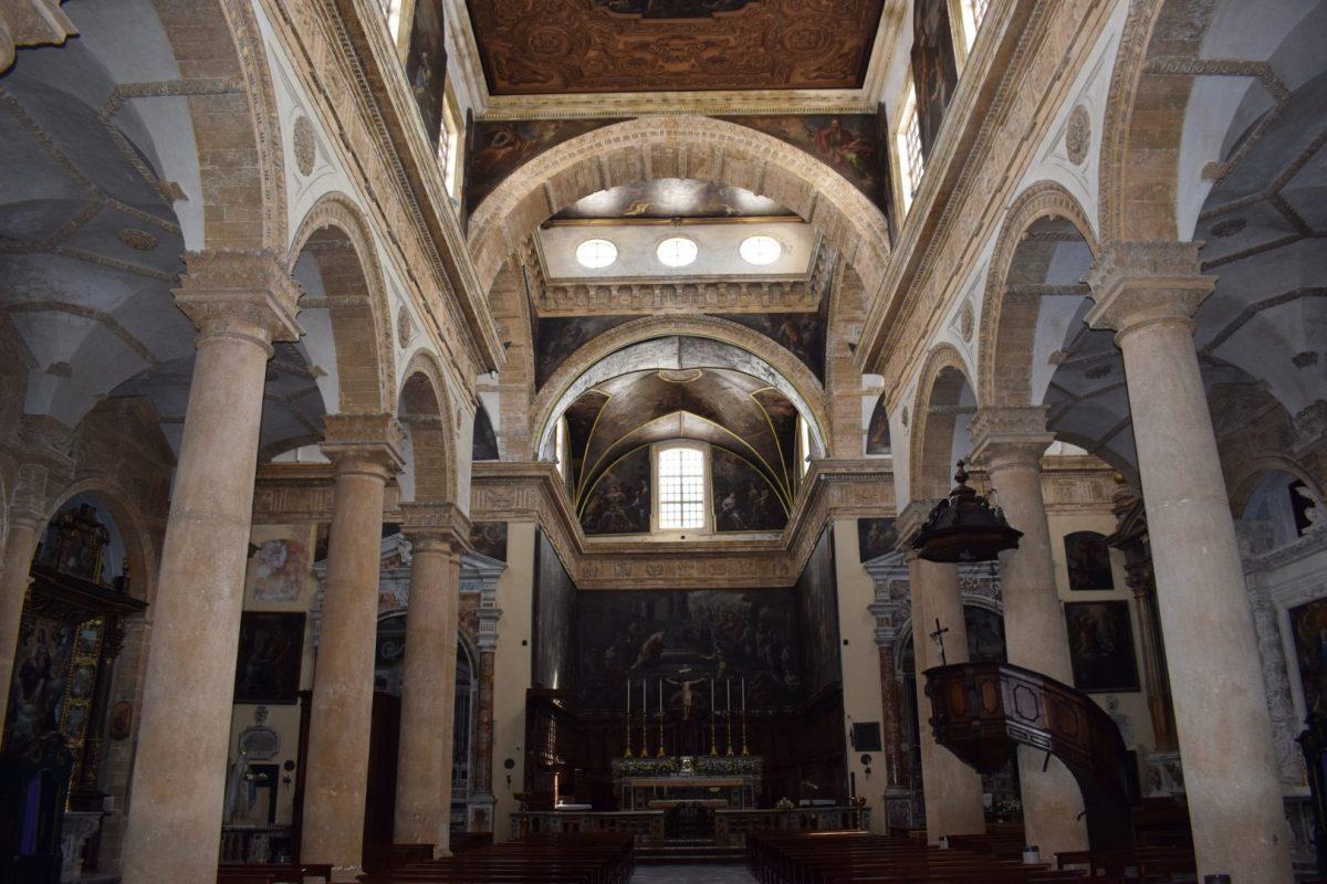 GALLIPOLI, PUGLIA (ITALIA) RUTA POR LA PENÍNSULA DE SALENTO