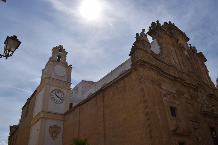 Catedral Santa Ágata, Gallipoli, Puglia (Italia)