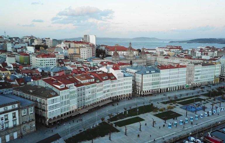A Coruña, Galicia (España)