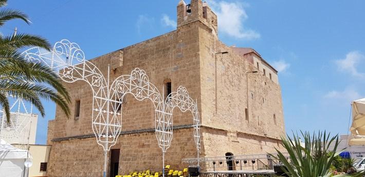 Torre Santuario, San Vito Lo Capo, Sicilia (Italia)