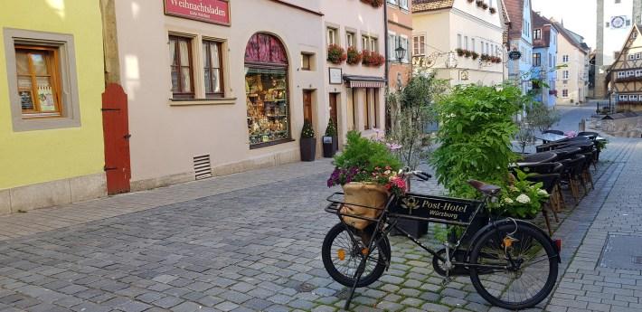 Rothemburg Ob Der Tauber, La Ruta Romántica (Alemania)