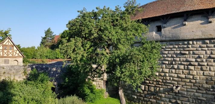Spital Bastion, Rothemburg Ob Der Tauber, La Ruta Romántica (Alemania)