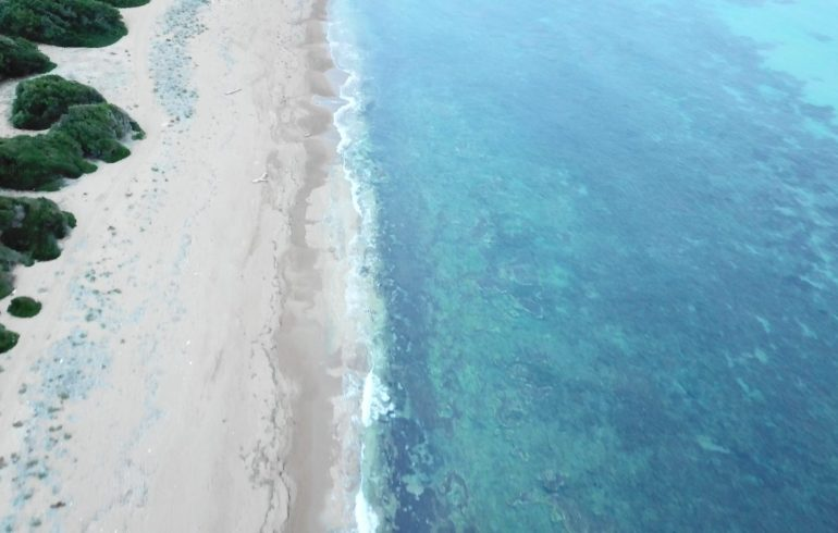 Costa Jónica, Aginara Beach, Glyfa, Peloponeso (Grecia)