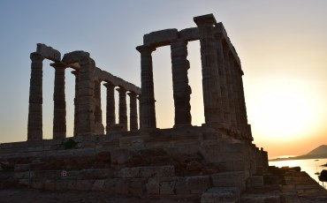 VIDEO: TEMPLO DE POSEIDÓN, CABO SOUNION (GRECIA)