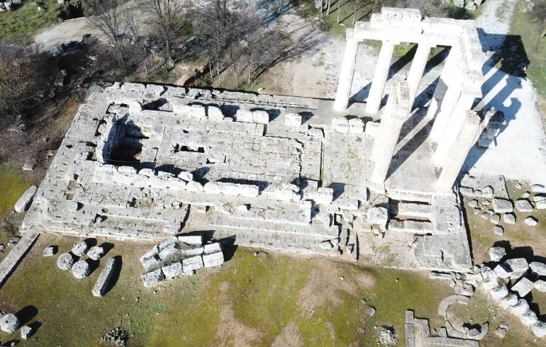 Ancient Nemea, Peloponeso (Grecia)