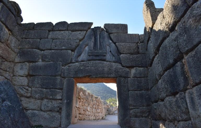 Micenas, Peloponeso (Grecia)
