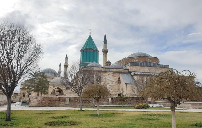 Museo Mevlana, Konya (Turquía)