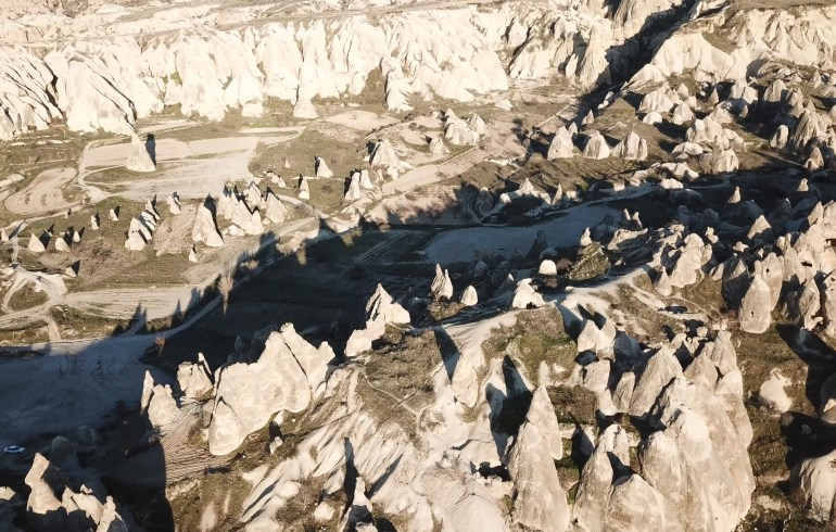 Kiliçlar Vadisi, Capadocia (Turquía)