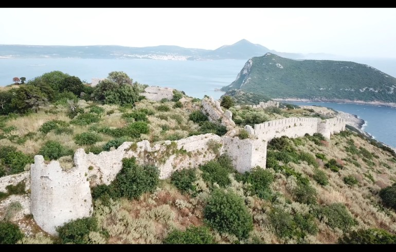 Kastro Navarino, Costa Navarino, Peloponeso (Grecia)