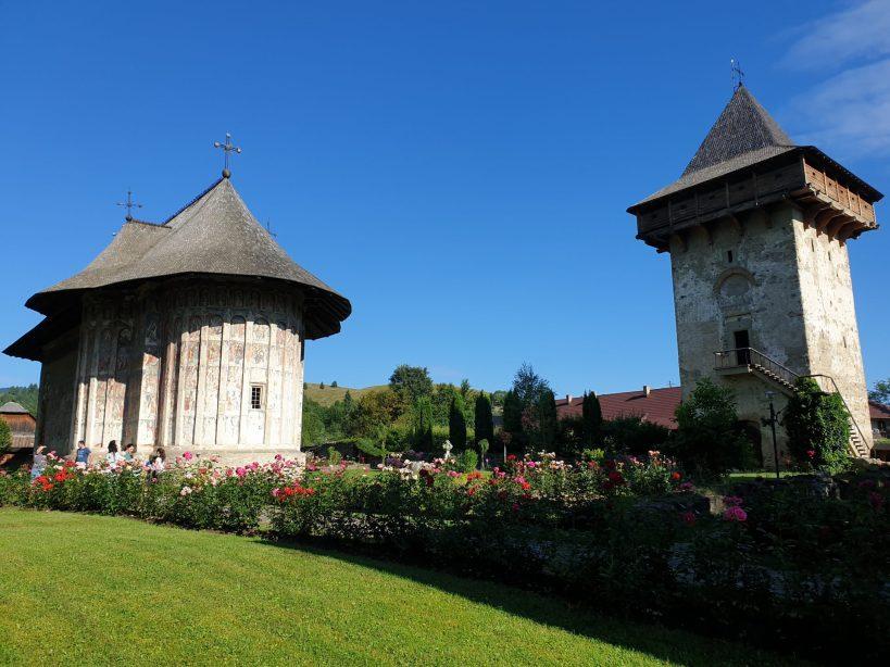 Monasterio de Humor, Bucovina (Rumanía)