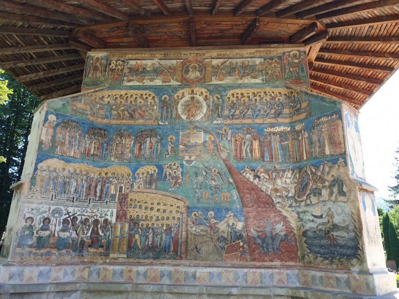 Ruta por los Monasterios de Bucovina (Rumanía)