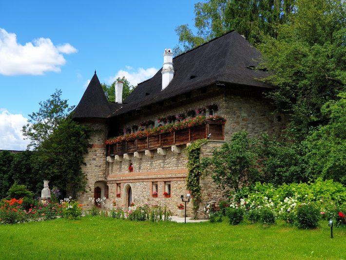 Museo del Monasterio de Moldovita, Bucovina (Rumanía)