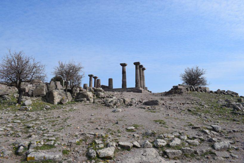 Assos, Berahmkale (Turquía)