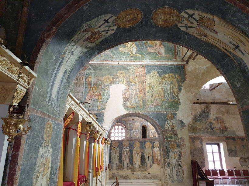 Catedral de Sveta Sofija, Ohrid (Macedonia del Norte)
