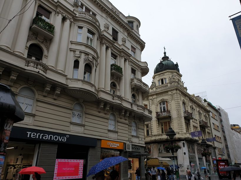 Boulevar Knez Mihailova,Serbia (Belgrado)