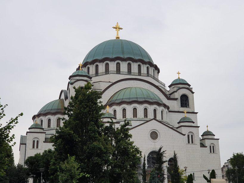 Sveti Sava, Belgrado (Serbia)