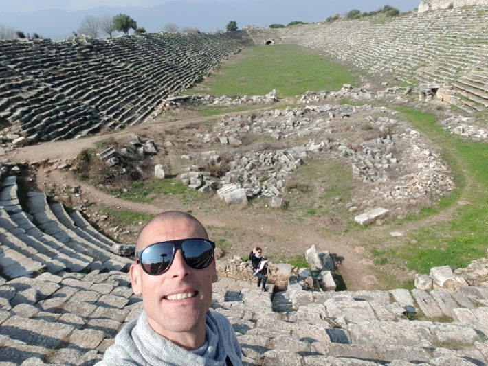 Estadio, Afrodisias (Turquía)