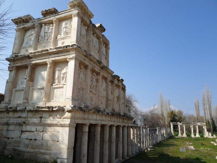 Sebasteion, Afrodisias (Turquía)