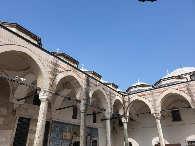 Tercer Patio, Palacio Topkapi, Estambul (Turquía)