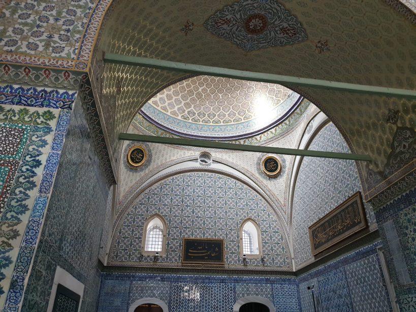 Palacio Topkapi, Estambul (Turquía)