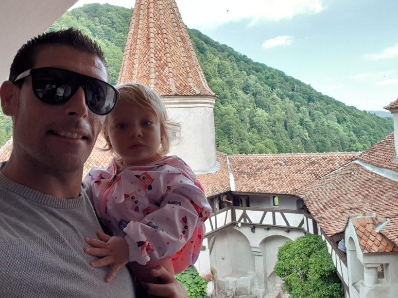 Castillo de Bran (Transilvania, Rumanía)