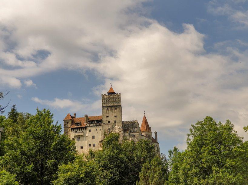 Castillo de Bran, Castillo de Drácula (Bran, Transilvania, Rumanía)