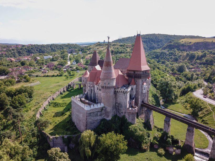 Corvin`s Castle, Castillo de Huneodara (Huneodara, Rumanía)