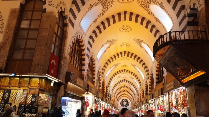 Bazar de las Especias, Estambul (Turquía)