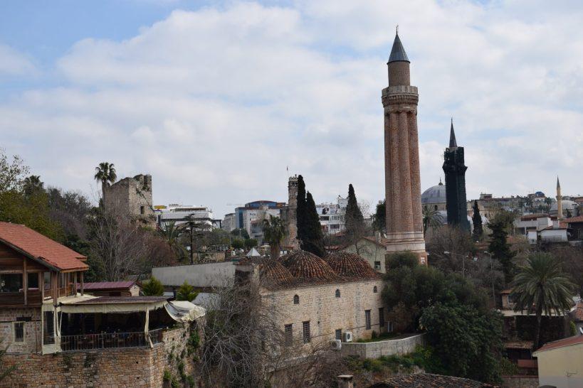 Yivli Minare, Antalya (Turquía)