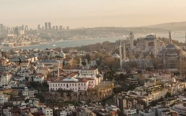 VIDEO: EL HIPÓDROMO, EL CENTRO DE ESTAMBUL (TURQUÍA)
