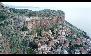 MONEMVASÍA (GRECIA) LA PERLA DEL PELOPONESO