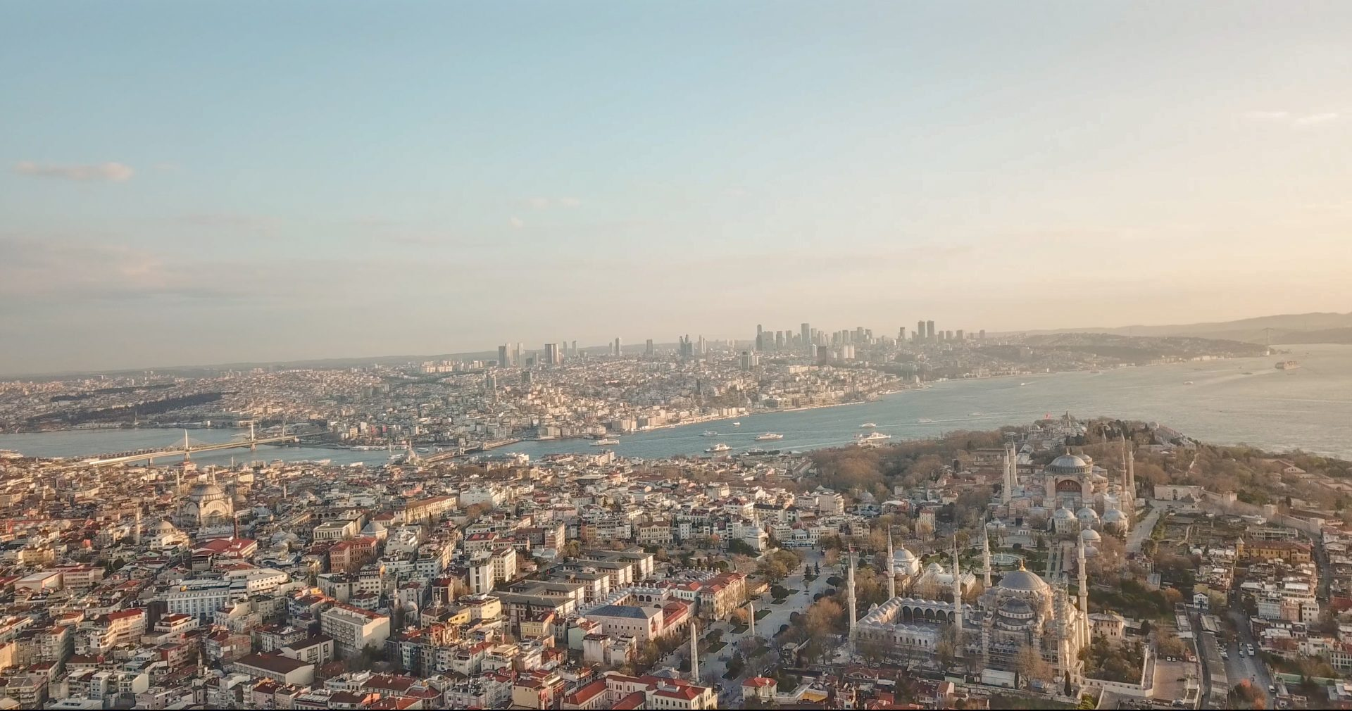 VIDEO: SULTANAHMED, LA JOYA DE ESTAMBUL (TURQUÍA)