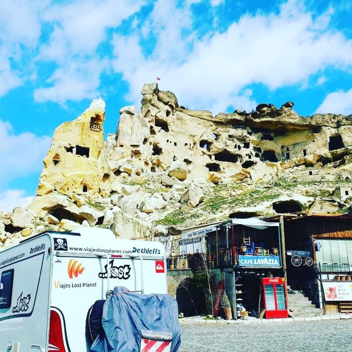 Çavusin, Capadocia (Turquía)