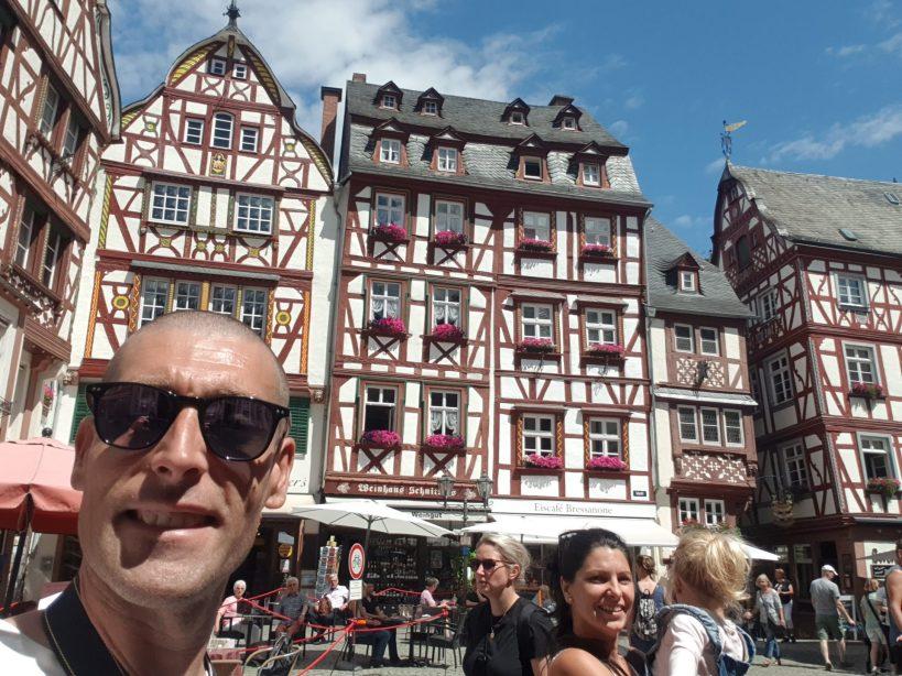 BernKastel Kues, Ruta por el Mosela (Alemania)