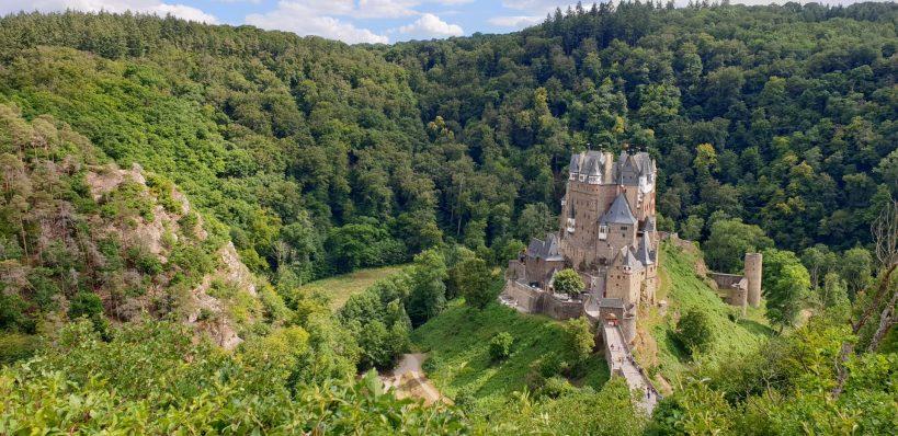 Burg Eltz, Ruta del Mosela (Alemania)