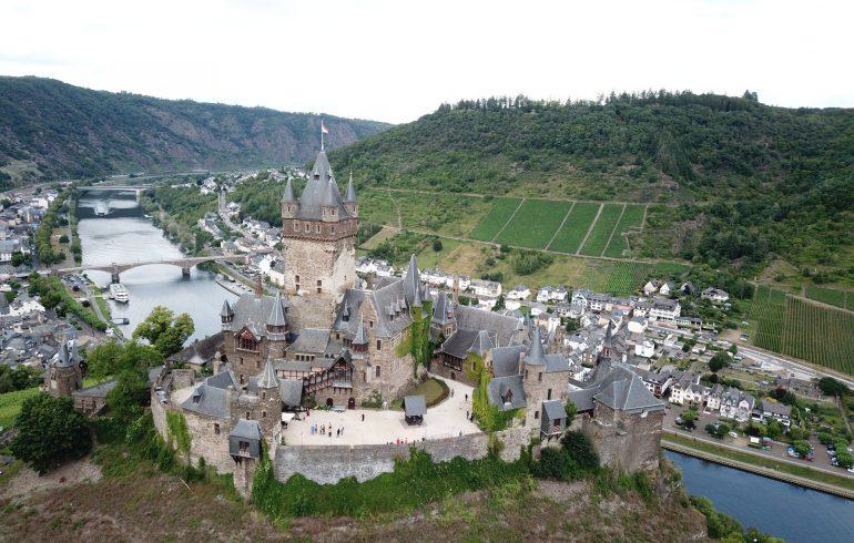 Cochem, Ruta del Mosela (Alemania)