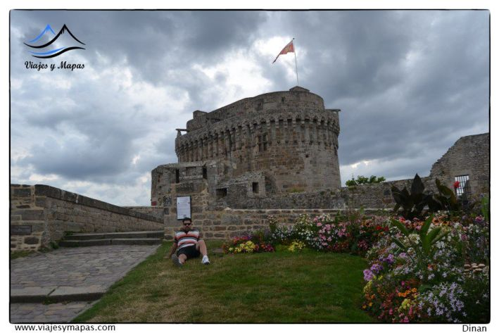 Castillo de Dinan